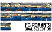 FC ROMAN'9ゴール投票募集中!投票お願いします!