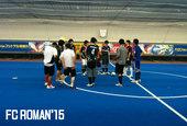 FC ROMAN'15 活動レポート