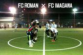 '11-'12シーズン初の対外試合 vs FC IMAGAWA
