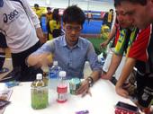 ミツハシチャレンジ2012「バロンdeフットサル寝屋川大会」