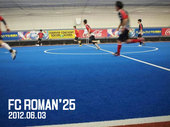 FC ROMAN'25 活動レポート