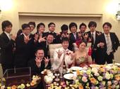 FC ROMANキャプテン結婚式レポート!