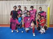 バロンdeフットサル 寝屋川7周年記念大会で大会初優勝!