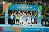 アルゼンチンがフットサルワールドカップを初制覇!